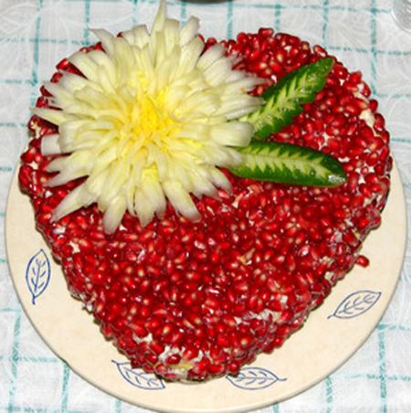 تزیین کیک شب چله, تزیین کیک شب یلدا