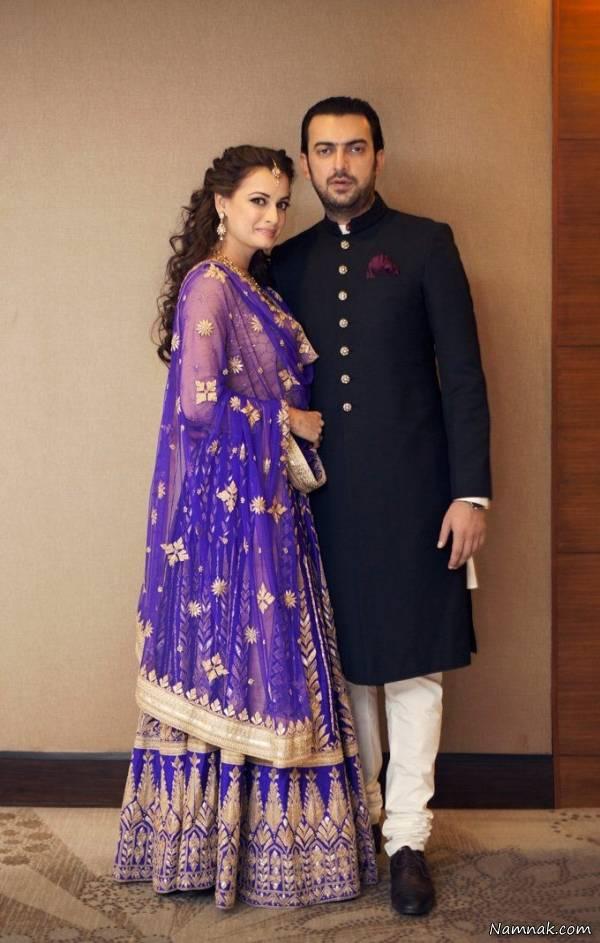 ازدواج دیا میرزا