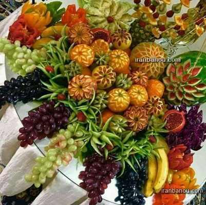 آموزش میوه آرایی رایگان