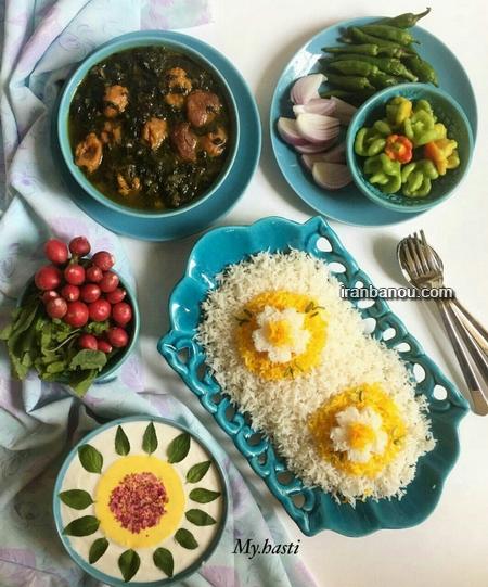 تزیین غذا و دسر,تزیین غذای کودک