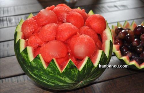 هندوانه آرایی