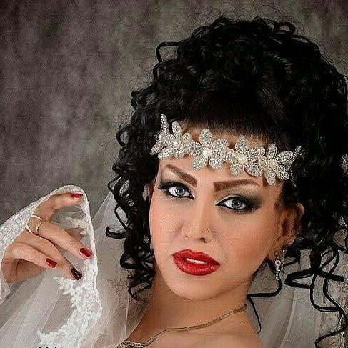 تاج عروس ژله ای