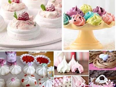 طرز تهیه شیرینی عید خانگی