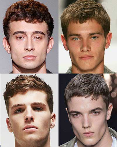 تصاویر مدل مو مردانه