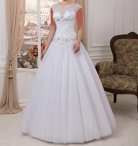 لباس عروس ساده و شیک, لباس عروس های شیک