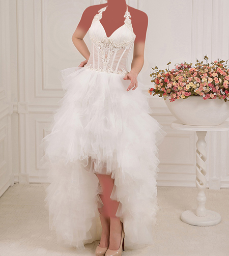 مدل لباس عروس گیپور, لباس عروس جدید