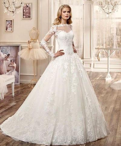 لباس عروس,انتخاب لباس عروس,مراسم عروسی