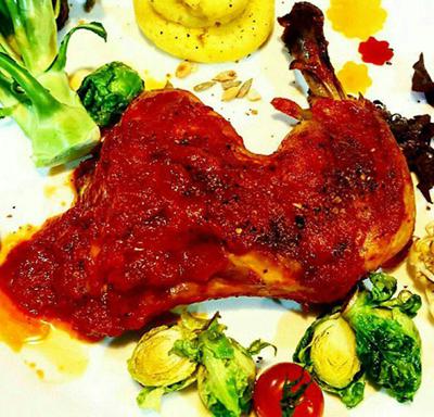 طرز تهیه مرغ پنجابی,نحوه پخت مرغ پنجابی