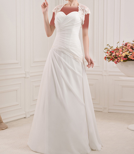 لباس عروس های شیک, مدل لباس عروس گیپور