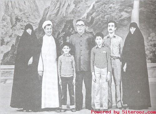 نام فرزندان هاشمی رفسنجانی