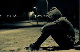 عکس غمگین پسر