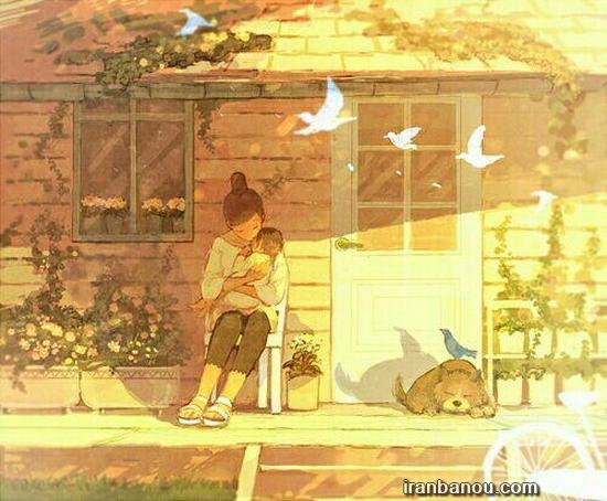 عکس نوشته عاشقانه,عکسهای پروفایل