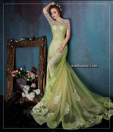 لباس مجلسی شیک 2017,مدل لباس مجلسی