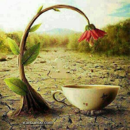 عکس+طبیعت+غم