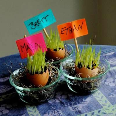 آموزش سبزه روی دامن عروسک طرز تهیه انواع سبزه عید 97 - روجانیوز