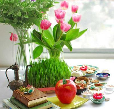 تاریخچه عید نوروز,رسم و رسوم عید نوروز