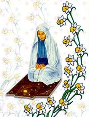 احکام نماز خواندن بانوان