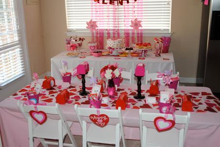 دکوراسیون روز ولنتاین, تزیین کردن خانه روز ولنتاین