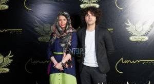 همسر اشکان خطیبی عروس سابق علی پروین است+عکس
