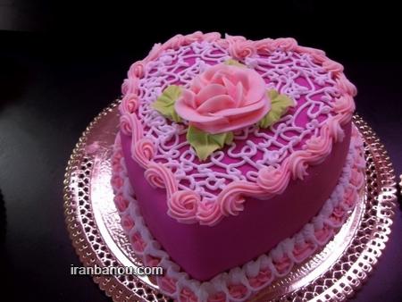 عکس کیک تولد دخترانه جدید