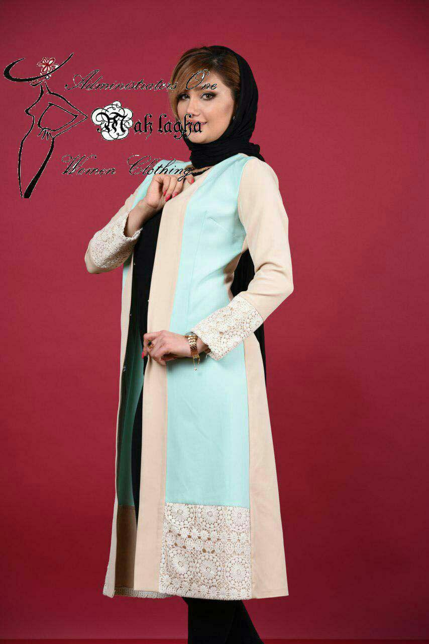 مدل مانتو برای عید 96