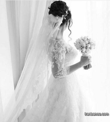 عکس عروس 2018