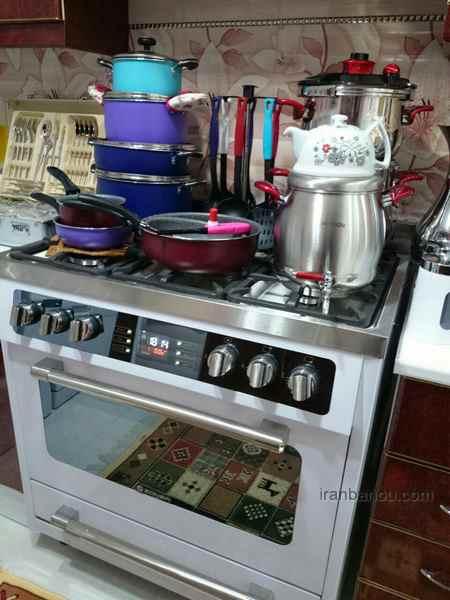 آشپزخانه عروس