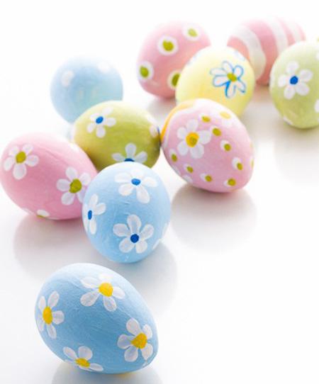تزیین تخم مرغ به شکل حیوانات,روش هایی برای تزیین تخم مرغ