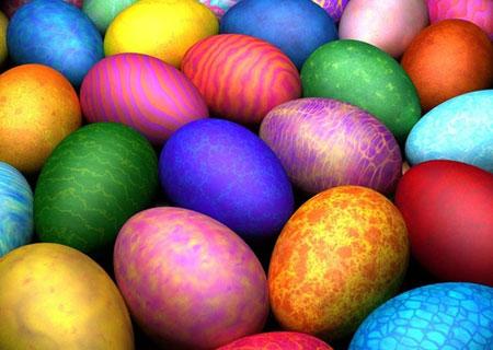 تخم مرغ هفت سین,تزیین تخم مرغ هفت سین