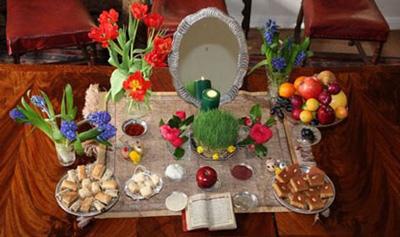 آداب و رسوم عید نوروز, رسم و رسوم عید نوروز