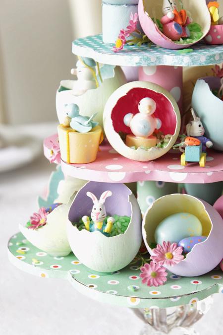 ایده تزیین تخم مرغ عید, تزیین تخم مرغ به شکل حیوانات