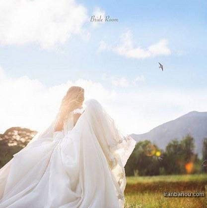 عکس عروس 2015