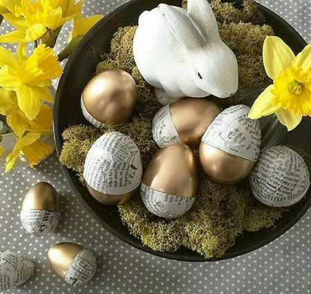 تزیین تخمه مرغ هفت سین