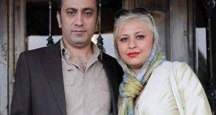 الهام ناصری همسر عارف لرستانی