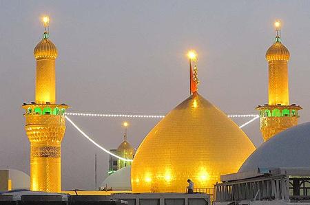 عکس ضریح امام حسین, تصاویر حرم امام حسین
