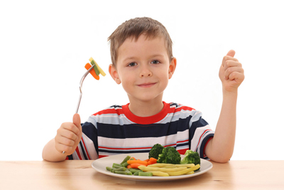 رژیم چاقی برای کودکان