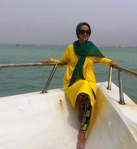 مدل لباس الناز حبیبی, مدل لباس بازیگران
