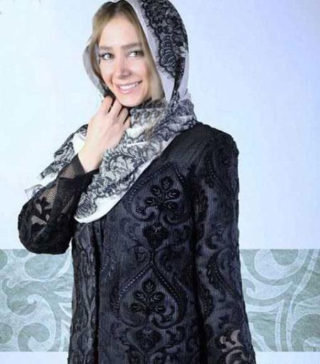 مدل مانتو الناز حبیبی,شیک ترین مانتوهای الناز حبیبی