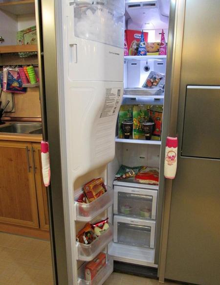 تزیین ترشیجات یخچال عروس,تزیین تخم مرغ یخچال عروس