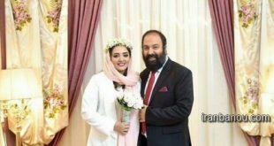 نرگس محمدی و ازدواج علی اوجی