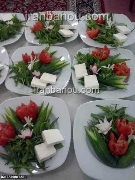 افطاری چی بپزم,سفره افطاری رهبر جمهوری اسلامی,غذاهای افطاری