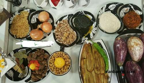 طرز تهیه حلیم بادمجان اصفهانی