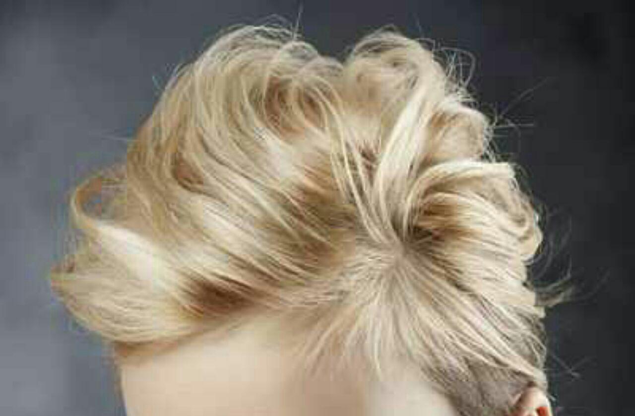 رنگ موی ترکیبی زیبا,ترکیب رنگ مو بدون دکلره با عکس