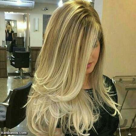 رنگ موی زیتونی بدون دکلره,ترکیب رنگ مو عسلی بدون دکلره,رنگ موی روشن برای پوست سبزه