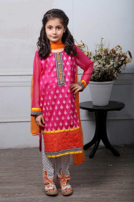 مدل لباس دخترانه پاکستانی, لباس پاکستانی دخترانه