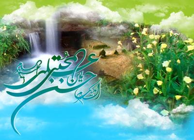 عکس تولد امام حسن مجتبی | تبریک ولادت امام حسن مجتبی