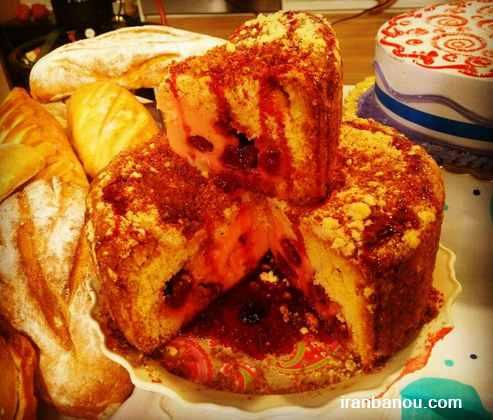 طرز تهیه اب البالو با البالو خشک فیلم طرز تهیه کیک آلبالو و پنیر خوشمزه و مخصوص