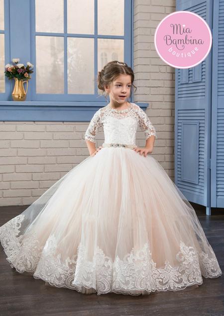 مدل لباس پرنسسی دخترانه, مدل لباس دخترانه