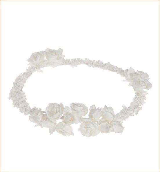 تاج عروس,تاج سر عروس,گل سر عروس
