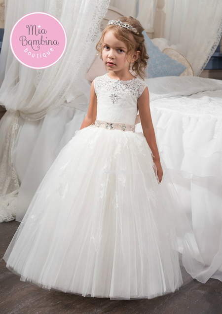 مدل لباس عروس بچه گانه, لباس عروس